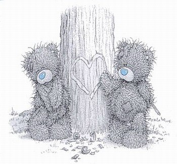 Tatty-Teddy-Coeur