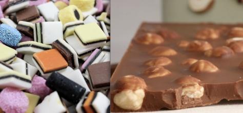 Reglisse-chocolat-noisettes