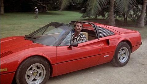 Thomas-Magnum-Ferrari