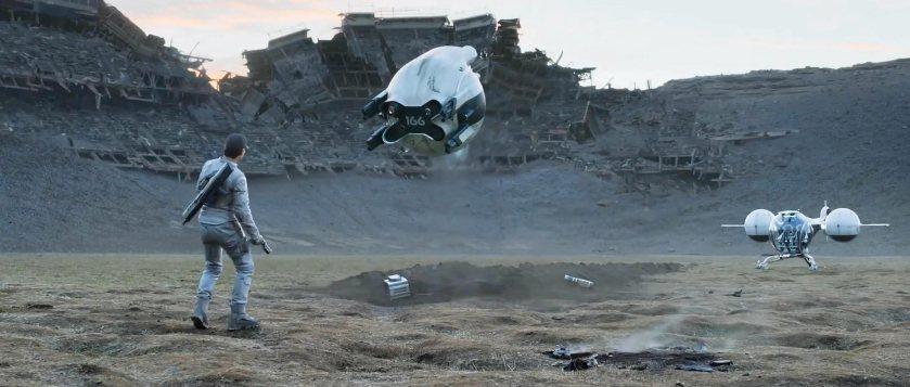Oblivion-Réparation-drone