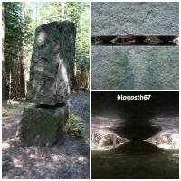 Le sentier des géants du Nideck – Wangenbourg
