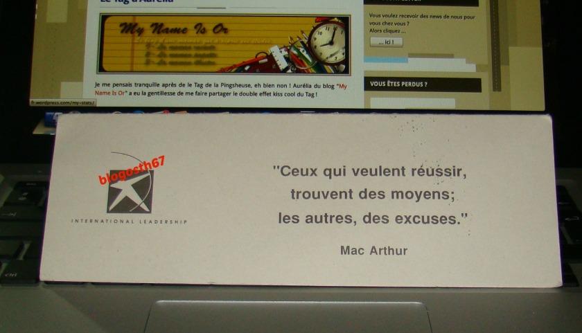 Mac_Arthur_Reussir_Excuses
