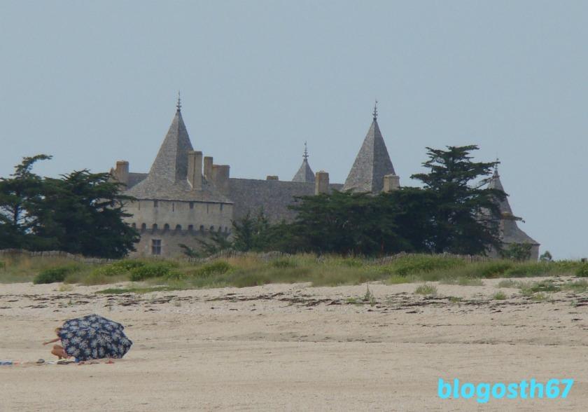 Chateau_de_Suscinio_Plage_de_Penvins