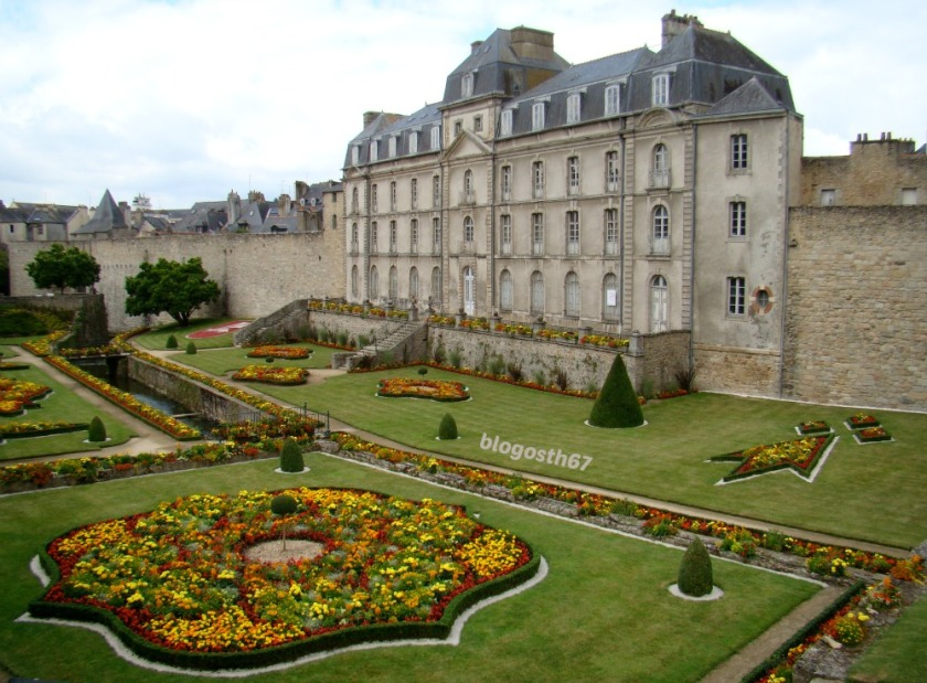 Vannes_Chateau_Hermine