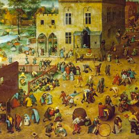 À la manière de Pieter Bruegel
