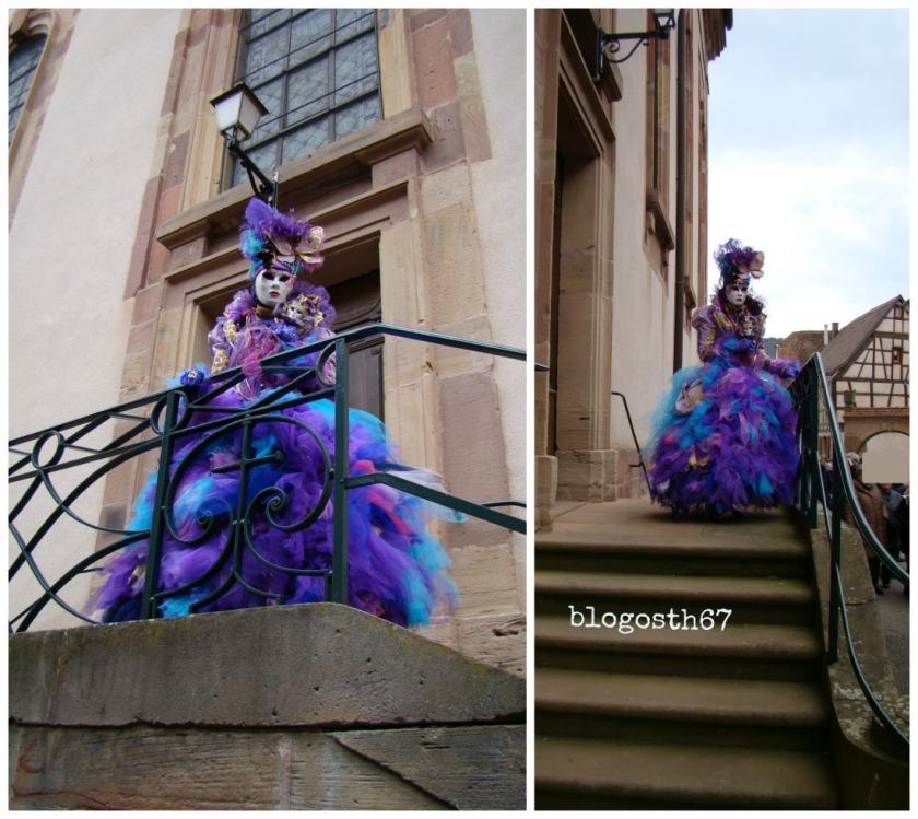 Carnaval_Venitien_Rosheim_2015_Chouchoute_Descente_Escaliers