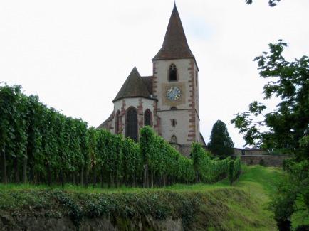 Eglise Hunawihr