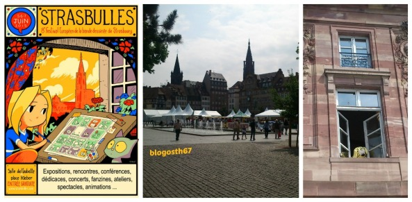 Strasbulles_Aubette_Place_Kleber_Marsupilami
