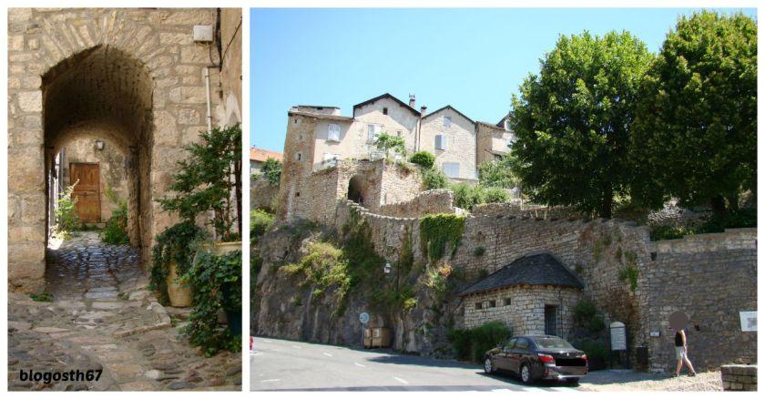 Sainte_Enimie_Ruelle_Village