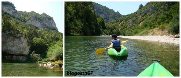 Kayak_Gorges_du_Tarn_10km_Le_Cirque_des_Baumes_duo