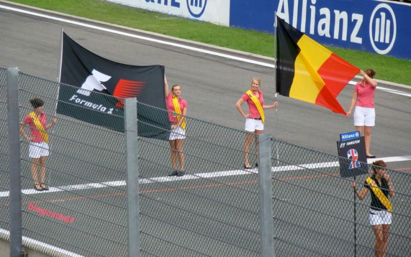 Grid_Girls_Spa_Francorchamps_F1