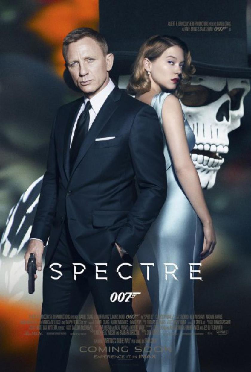 Affiche_Spectre_James_Bond