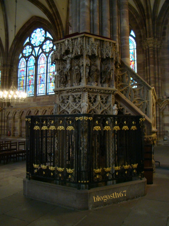 Chaire_Cathedrale_Strasbourg