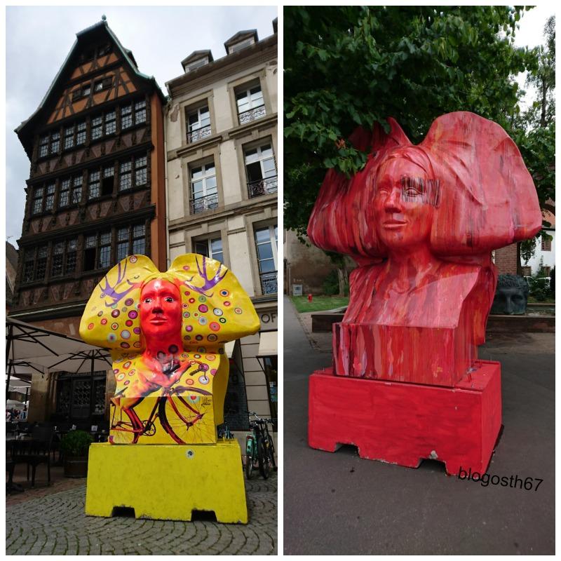 Buste_Alsacienne_Strasbourg_Kammerzell_Fontaine_Ungerer