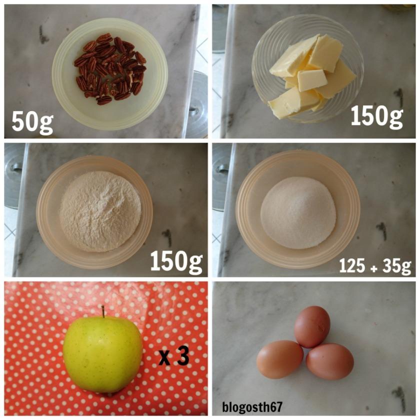 gateau_automne_pommes_noix_de_pecan_ingredients
